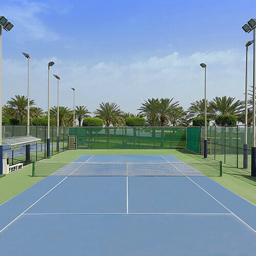 Tennis Courts at Hotel Vyzantino Arta